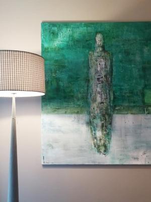 Barbara Houwers |  Foto: Brian Elings | Inrichting en styling: Annette Weyand -Mod'Arte Woningpresentatie.