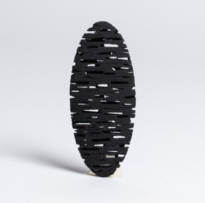 Barbara Houwers | Oval object  | Multiple | 3D Printed.