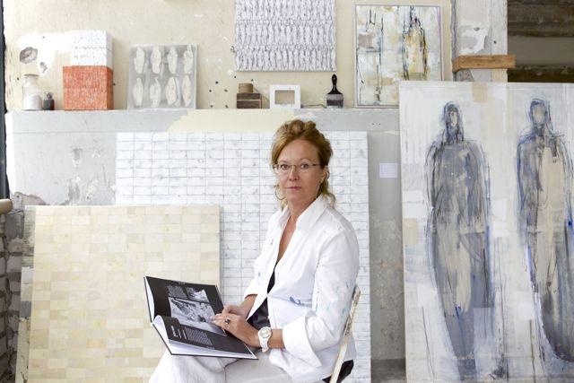 Barbara Houwers - Studio Picture: Yvonne Verburg