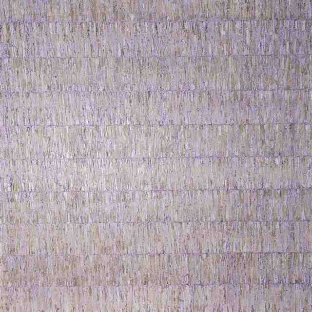 170-170 cm | Let your eyes dance | Acrylics on linen-Violet glazed | Barbara Houwers