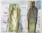 Barbara Houwers | 15-10 cm | Aquarel
