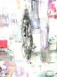 Barbara Houwers | De mens en de Ruimte | 30-40-cm | Acrylics-on-canvas | Barbara-Houwers 2021