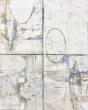 Barbara Houwers    Transformation-48-60-cm on linen   Acrylics on linen