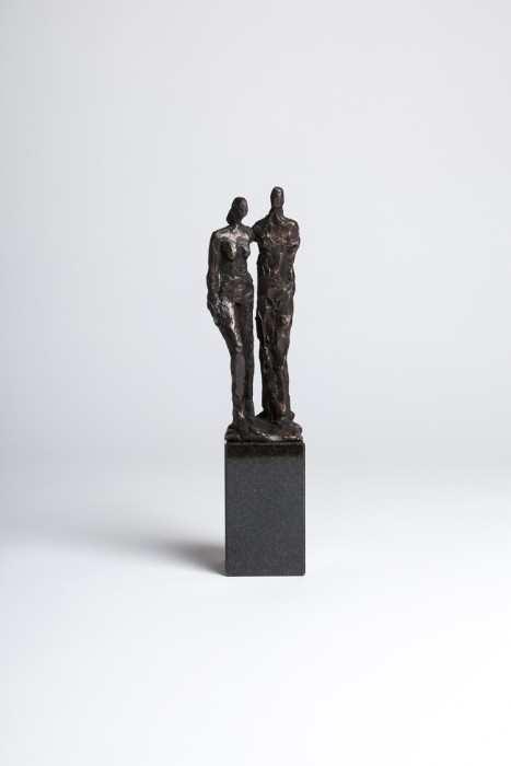 Paar | 26-7-6 cm | Oplage 8 | Bronze 2017