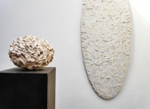 Project 2020. Sculpture vs painting. Barbara Houwers.
