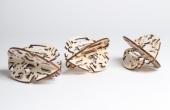 Leaves-Lasercut Plywood | Barbara Houwers