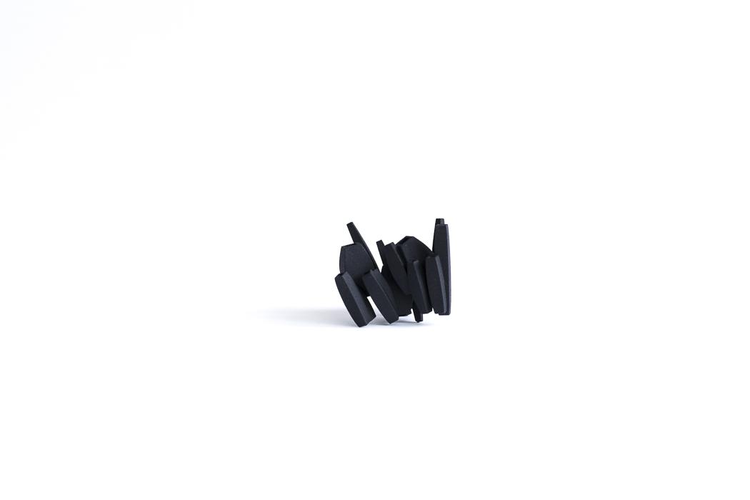 Cocon mini | 8-5-5 cm cm | Multiple | 3d printed object | Barbara Houwers