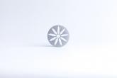 2015   Wheel   10 cm   3D Print-artwork   Alumide   Small objects series