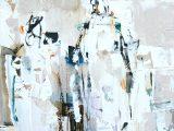 Barbara Houwers | 40-40 cm |Light | Mixed media